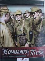 Livre Nouveau! Commandos Du Reich Division Brandebourg Norvège Belgique Schellenberg Irak Orient Korps URSS Yser - War 1939-45