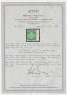 Duitsland DDR Attest Voor Dienstzegel Michelno. 29 II (805) - Official