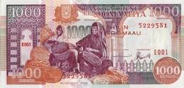 SOMALIA P. 37b 1000 S 1996 UNC - Somalia