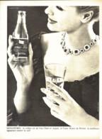 """PUB  """" PERRIER  """"    1961  ( 21 ) - Perrier"""