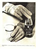 """PUB  """" PERRIER  """"    1961  ( 22 ) - Perrier"""
