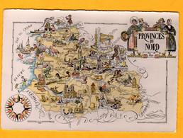 Provinces Du Nord   Edt   Jean-Pierre   N° - Maps