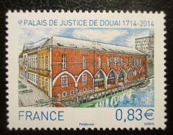 France 2014 4902 Tricentenaire Du Palais De Justice De Douai Neuf ** - Nuovi
