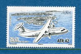 ⭐ Saint Pierre Et Miquelon - YT N° 946 ** - Neuf Sans Charnière - 2009 ⭐ - Unused Stamps