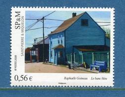 ⭐ Saint Pierre Et Miquelon - YT N° 952 ** - Neuf Sans Charnière - 2009 ⭐ - Unused Stamps