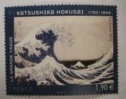 France 2015 4923 Katsushika Hokusaî Neuf ** - Ongebruikt