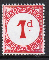 Basutoland 1932 Single 1d Postage Due  Stamp In Unmounted Mint. - Strafport