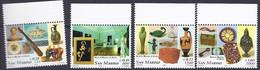 San Marino 2001 Museo Di Stato / Staatsmuseum Michel Nr. 1970 - 1973 - Unused Stamps