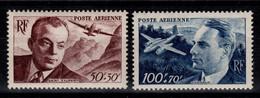 YV PA 21 & 22 N** Saint Exupery & Dagnaux Cote 9 Euros - 1927-1959 Ungebraucht