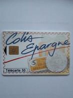 FRANCE PRIVEE EN1031 COLIS EPARGNE PIECE COIN 5F ARGENT SILVER 50U NEUVE MINT - 50 Unidades