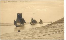 NIEUPORT-BAINS  --  Retour De Pêche - Nieuwpoort