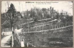 CP Environs Du Havre MANÉGLISE Promenade Du Château Tremblant - Altri Comuni