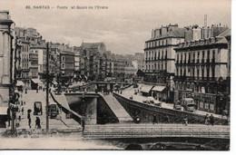 NANTES - PONTS ET QUAIS DE L'ERDRE - Nantes