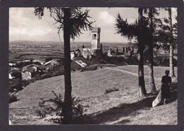 Italie  FAGAGNA  Région D'Udine : Panorama   1961  2 Scans - Udine