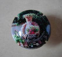 Cap. 20. Capsule De Champagne Oger, Médaille D'Or 2000le Jardinier - Otros