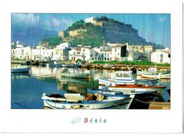 CPM Espagne Costa Blanca Denia Dénia (format : 15,8 X 11,3 Cm) - Zonder Classificatie