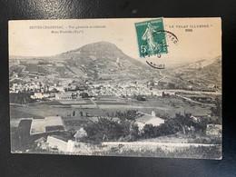 Brives Charensac. Vue Générale Occidentale. Mont Brunelet. 995 Le Velay Illustré - Andere Gemeenten
