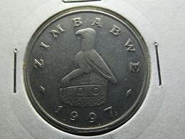 Zimbabwe 50 Cents 1997 - Zimbabwe