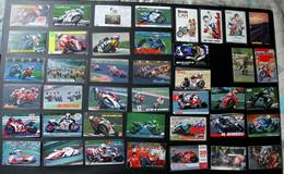 47 Cartes Téléphone Moto Motorcycle Motorrad - Moto