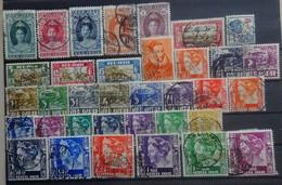 NEDERLANDS  INDIE    Lotje  Tussen Nr. 180 En 210      Gestempeld       Zie Foto - Nederlands-Indië