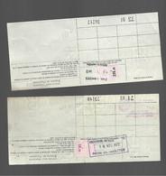 Fiscal  Fiscaux  AUTOMOBILE - Revenue Stamps