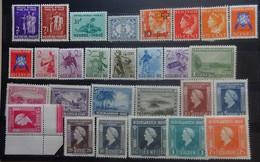 NEDERLANDS  INDIE    Samenstelling Tussen Nr. 266 En 316    Niet Gebruikt *      Zie Foto - Nederlands-Indië