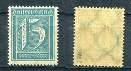 D. Reich Michel-Nr. 179 Postfrisch - Geprüft - Nuevos