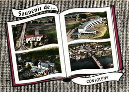 Souvenir De Confolens - Confolens