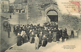 49 INGRANDES LES INVENTAIRES 6 MARS 1906 - Sonstige Gemeinden