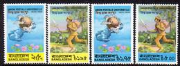 Bangladesh 1974 UPU Centenary Set Of 4, MNH, SG 45/8 (F) - Bangladesh