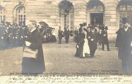 H1603 - Les Souverains Quittent Le Palais De Versailles - Les Journées Italiennes (14-18 Octobre 1903) - Other