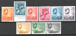 Seychelles 1970 Y.T.275/78 **/MNH VF/F - Seychelles (...-1976)