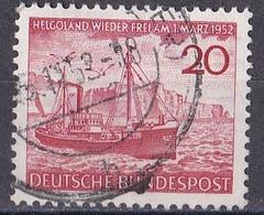 Bund 1952 - Mi.Nr. 152 - Gestempelt Used - Gebraucht