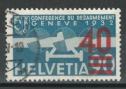 SBK F24, Mi 293 O - Used Stamps