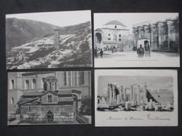 Lot Of 4 Postcards HELLAS - GREECE - GRÈCE - ATHENS - ATHÈNES, Various - N°4 - Grèce