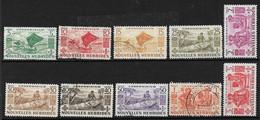 NHe6 -Nouvelle Hébrides Entre N° 144 à N° 154 Neuf Ou Oblitéré 10 Valeur CV + De 67,00 €uros - Unclassified