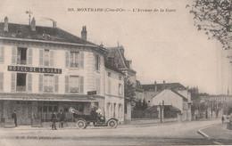 21 Montbard, Avenue De La Gare - Montbard