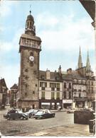MOULINS (03) Tour De L'Horloge (1455) Surmontée Du Remarquable Jacquemart  CPSM GF (Voitures 2 CV , DS Citroen) - Moulins