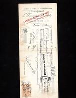 BOURG DE PEAGE (Drôme) -Lettre De Change 1923 - Manufacture De Chaussures - L. ROMANAT & A. GOBY - Wechsel