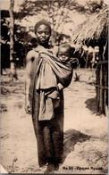 Afrique - Femme NYASSA - N°80 Femme Afrique - Ethnique Et Culture - Zambia
