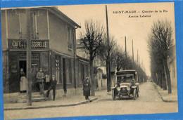 94 - Val De La Marne - Saint Maur - Quartier De La Pie - Avenue Labattut  (N3662) - Saint Maur Des Fosses
