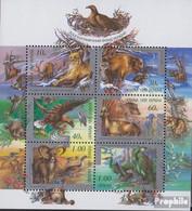 Ukraine Block19 (kompl.Ausg.) Postfrisch 1999 Naturfonds Der Ukraine - Ukraine
