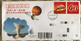 China Space 2021 Tianwen-1 Second Mars Orbital Braking Cover, Xi'an Control Center - Asia