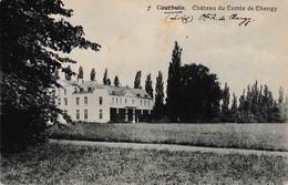 Couthuin Château Du Comte De Changy édit Laflotte - Héron