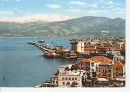 Postal 036782 : Lebanon. A View Of Beirut With Mount-Sanin - Non Classificati