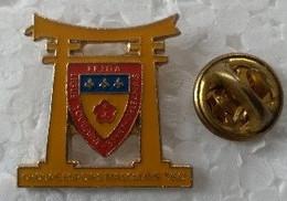Pin's - Sports - Judo - Groupe Espoirs Masculins - FFJDA - Ligue Touraine - Berry Orléanais (45) - - Judo