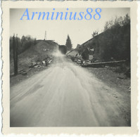Belgien, 1940 - Libramont-Chevigny - Gesprengte Eisenbahnbrücke - Wehrmacht Westwärts! - Westfeldzug - Guerre, Militaire