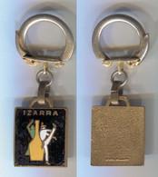 "Porte-clefs Izarra Marqué Au Dos ""Bord. Biarritz"" (?) - Key-rings"