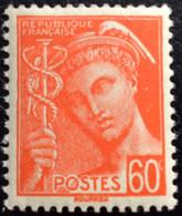 N° 415     NEUF ** SANS CHARNIÈRE    ( LOT:6308) - 1938-42 Mercurio