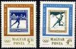 Hongarije Hongrie 1985 Yvertn° 2968-69 *** MNH Cote 2,50 Euro Sport - Nuevos